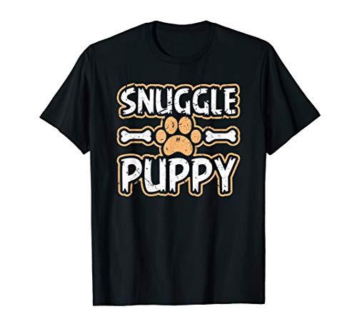 Snuggle Puppy Slut Pup Play Fetish Sexy BDSM Dog  T-Shirt -