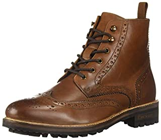 Kenneth Cole New York Herren Boot Maraq Lug Stiefel, Cognac, 47 EU (B079XCJC8Z) | Amazon price tracker / tracking, Amazon price history charts, Amazon price watches, Amazon price drop alerts