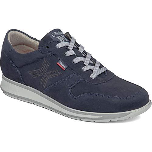 Callaghan 88411 Zapatos Hombre Azul Zapatillas Deporte