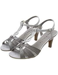 61e43b700073e5 Suchergebnis auf Amazon.de für  Silber - Sandalen   Damen  Schuhe ...