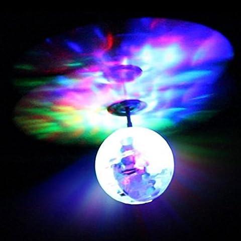 Tefamore RC Ball Induction Infrarouge Mini Aircraft Flashing Light Jouets à distance pour les
