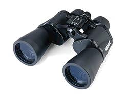 Bushnell 13-3450C 10x50 Falcon Wide Angle Binocular (Black)