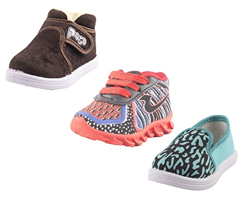 Hot-X Baby Boys Shoes Combo 11 (Size 8)
