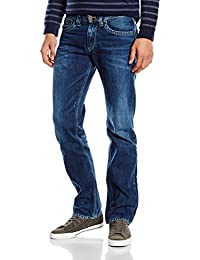 Pepe Jeans London Kingston Zip, Vaqueros para Hombre