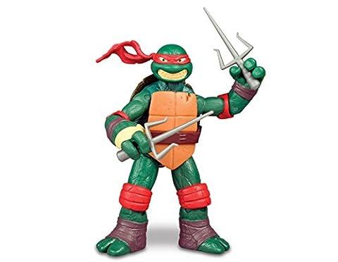 Tortues Ninja – Raphael – Figurine Articulée 12 cm