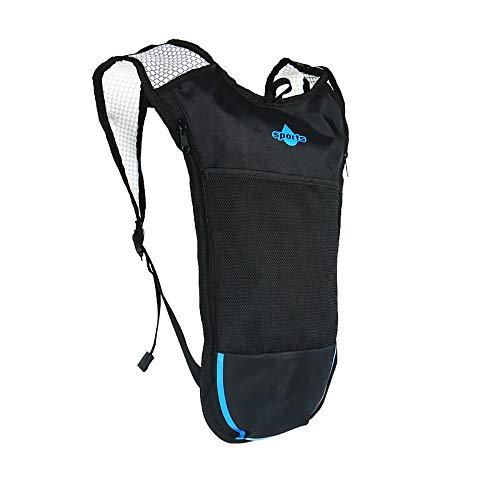ZRK Laufrucksäcke Leichte Trinkrucksäcke Funktionsweste Fahrrad Wasserdicht Atmungsaktiv Fahrradrucksack Ultraleicht Sporttaschen Geschenk Fitness Wandern Klettern Camping Skifahren