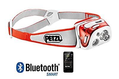 Stirnlampe REACTIK + PETZL 300 LUMEN BLUETOOTH