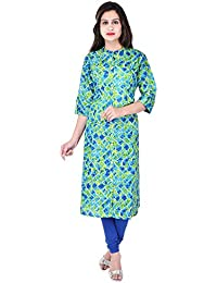 The Style Story Casual Printed Women's Kurti