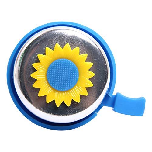 Tone Sonnenblume (Fansport Fahrrad Bell Karikatur Sonnenblume Lauter Klarer Ton Fahrrad Glocke)