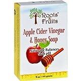 Apple Cider Vinegar & Honey Soap by Roots & Fruits