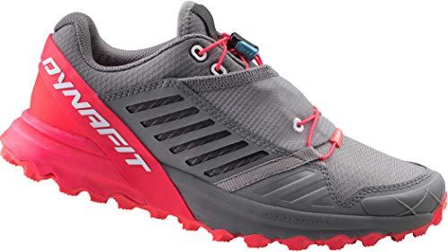 Dynafit Alpine Pro Shoes Women Quite Shade/Fluo pink Schuhgröße UK 7,5 | EU 41 2019 Laufsport Schuhe - Womens Lo Pro Schuhe