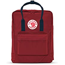 Fjällräven Kanken - Mochila multicolor ox red- royal blue Talla:37 cm