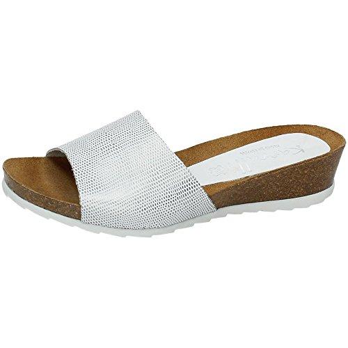 KARRALLI Donna sandali Bianco
