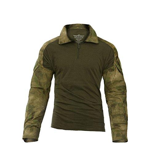 Invader Gear UBACS Under Shirt Everglade Spec Ops Style
