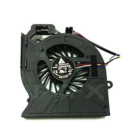 HP Pavilion DV6–6100-6b 6série C Ventilateur de refroidissement dissipateur thermique