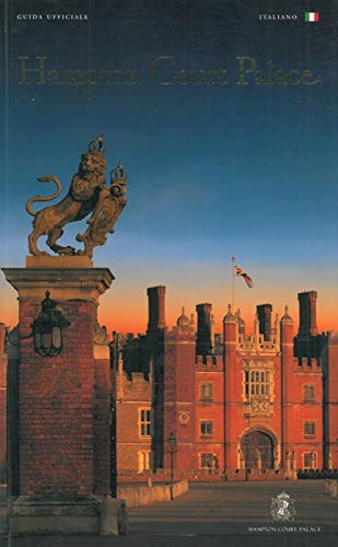 Hampton Court Palace.