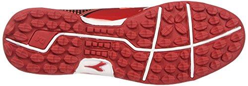 Diadora 830 Iii Tf, Scarpe per Allenamento Calcio Uomo Rosso (Rosso/Blu)