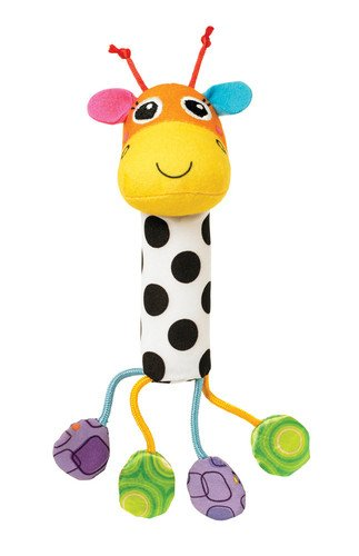 Image of Lamaze Giraffe Cheery Chimes - Multi-Coloured