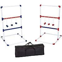 AmazonBasics - Set da Ladder Golf con custodia di trasporto morbida