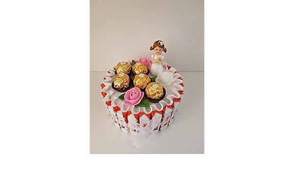 Geschenk zur Kommunion / Konfirmation, Kinderschokolade Torte für ...