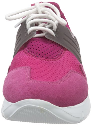 Blauer USA 6swoneolow/Mix, Baskets Basses femme Rose - Pink (VIOLET)