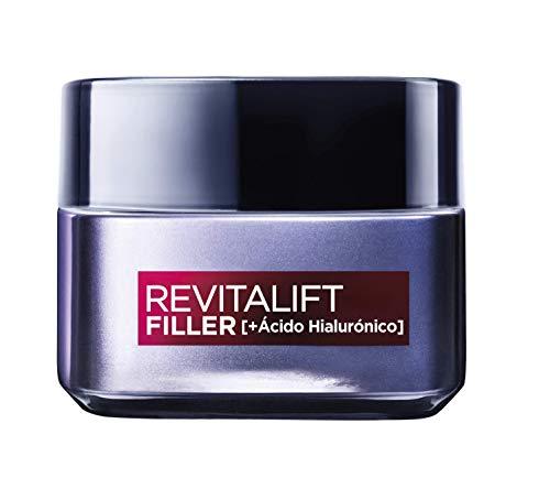 L\'Oreal Paris Dermo Expertise Crema Día Revitalift Filler, con Ácido Hialurónico- 50 ml
