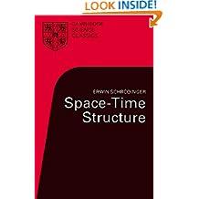Space-Time Structure (Cambridge Science Classics)