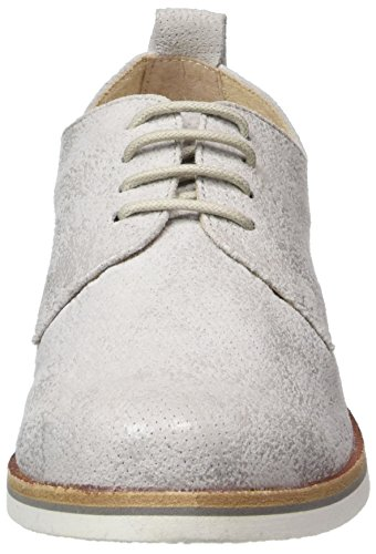 Caprice Damen 23200 Oxford Grau (LT GREY SUEDE)