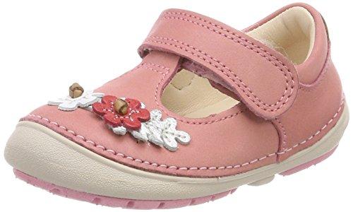Clarks Mädchen Softly Blossom Geschlossene Sandalen, Baby Pink Lea, 20.5 EU