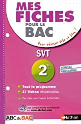 Mes Fiches ABC du BAC SVT 2de
