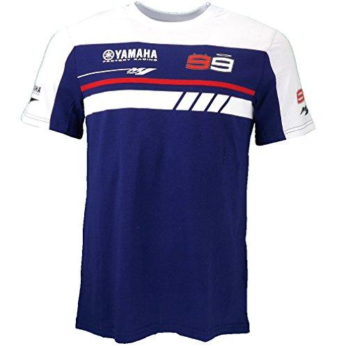 Jorge Lorenzo 99 Moto GP Yamaha Racing Team camiseta oficial 2016