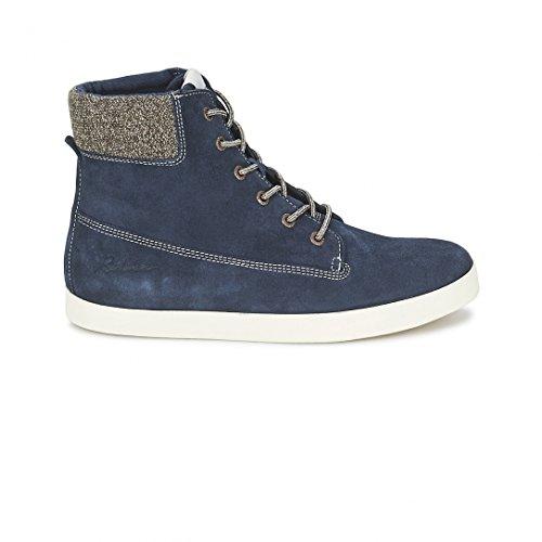 Chaussures Isoli Marine - Redskins Bleu