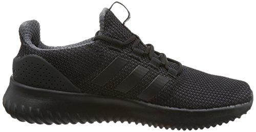 adidas Herren Cloudfoam Ultimate Sneaker Schwarz