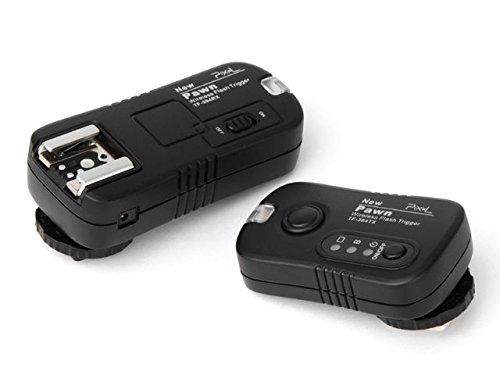 Pixel Pawn TF-364 Funkfernauslöser und Funkblitzauslöser Kombi-System für Olympus DMC Pen & Panasonic FL-50R FL-36R FL-20 FL-50 Speedlite - Pocket Wizard Remote
