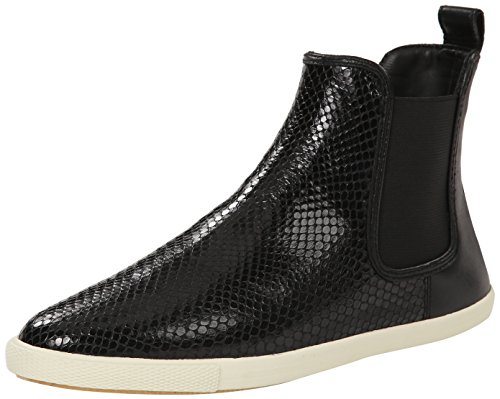Marc by Marc Jacobs Marc By Marc Jacobs Womens Sneaker M9000382 PR.SNAKE+CALF 001 BLACK NERO