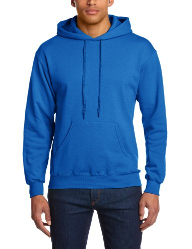 Fruit of the Loom Herren Sweatshirt 12208B Blau (51 royalblau)