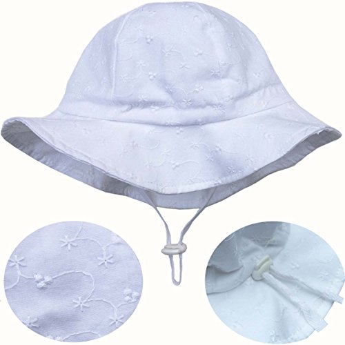 cappello-di-protezione-solare-bambino-50-misura-adattabile-traspirante-con-sottogola-a-strappoq-s0-9