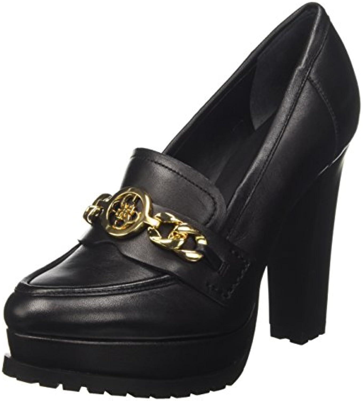Guess Damen Rinnie Pumps 2018 Letztes Modell  Mode Schuhe Billig Online-Verkauf