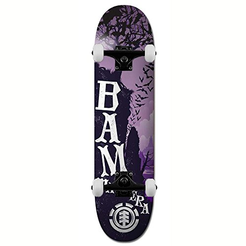 Element Skateboards Bam Gnarled komplett Skateboard 21 cm
