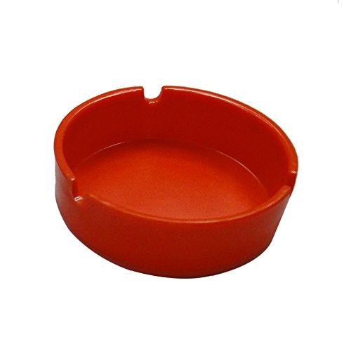 rff-family-practical-round-ashtray-melamine-resin-bars-ktv-red-meixi