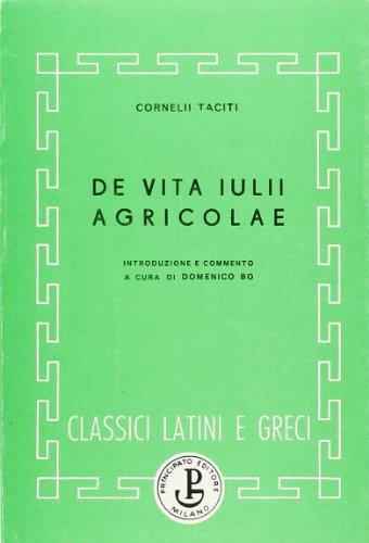 De vita Iulii Agricolae