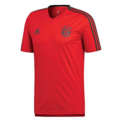 FC Bayern München adidas Trainingstrikot Herren / Fußball Shirt rot / Größe XL - Bayern München Training
