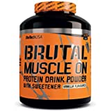 Biotech USA 10009010101 Brutal Muscle On Nutrition Saveur Vanille