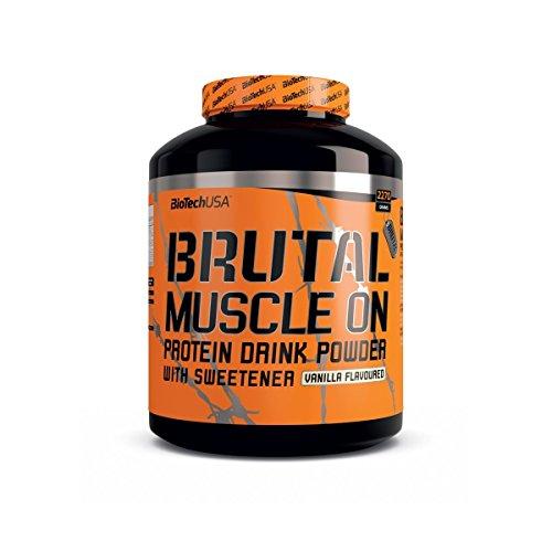 Biotech Brutal Muscle On Rinderprotein 2,3kg Schokolade