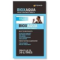 Pyramid Biox Aqua - Pastillas de Purificación de Agua