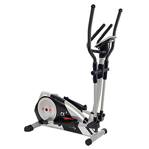 Christopeit SET Crosstrainer CX 4 mit Unterlegmatte, 5012 - 3