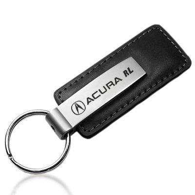 acura-rl-black-leather-key-chain
