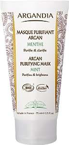 Argandia Masque Purifiant Menthe 75 ml