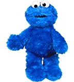 UL KRÜMELMONSTER XXL Riesen PLÜSCH Figur PLÜSCHTIER 60 cm Gross Sesamstrasse Puppe