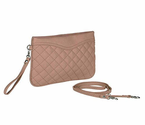 OBC Only-Beautiful-Couture, Borsa a tracolla donna Marrone Cognac 27x18 cm (BxH) Marrone